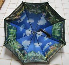 Vintage Hollywood Casino Tunica Ms Memorabilia ~ Scenic Umbrella Look Unused