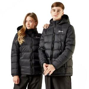 New Boy's Burham Insulated Jacket Kids Coat