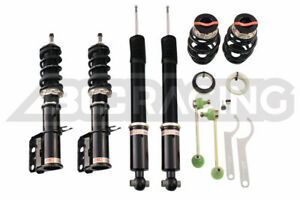 """BC RACING BR """"Extreme Low"""" COILOVERS DAMPERS Kit FOR PONTIAC GTO 2004-2006 (SET)"""