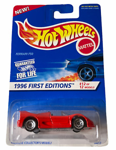 Hot Wheels Ferrari F50 - RED Spider First Edition - Combined Postage Available