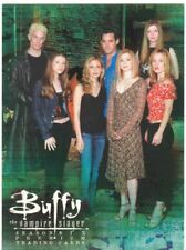 Buffy TVS Season 6 Promo Card B6-1