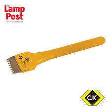 CK Tools T3087 Brick Bolster Hand Chisel 75mm