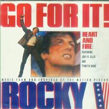 "7"" Joey B. Ellis & Tynetta Hare/Go For It (Rocky V) D"