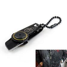 Military EDC Pocket Tool Shiv Zipper Blade Mini Survival Self Defence Gear