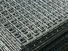 Galvanized sheet metal fencing mesh 1.2m*2.4m*25mm*25mm*2.5mm--$28