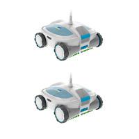 Aquabot Breeze XLS In-Ground Auto Robotic Swimming Pool Vacuum Cleaner (2 Pack)