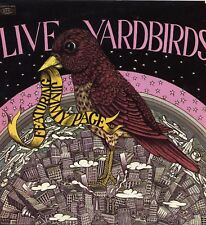 """YARDBIRDS """"LIVE FEAT. JIMMY PAGE"""" ORIG US 1971 M-/M-"""