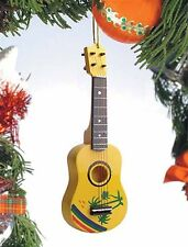 Ukulele Musical Instrument Ornament (Ou12Rb) 5 Inches
