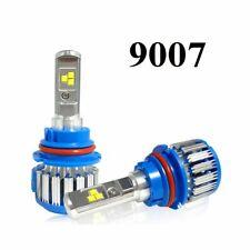 2X T1 9007 HB5 HiLo Turbo LED Headlight Conversion Kit Canbus Conversion Kit 80W