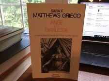 Ange ou Diablesse    Sara F Matthews Grieco