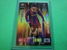 Lionel Messi  SUPER STRIKES  Panini Adrenalyn XL Champions League 2010/11