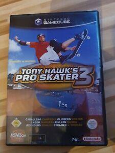 Tony Hawk's Pro Skater 3 (Nintendo GameCube, 2002, DVD-Box)