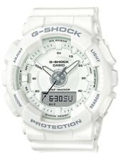 Casio G Shock * GMAS130-7A S-Series Step Tracker White COD PayPal