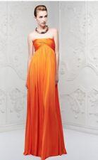 ALEXANDER MCQUEEN Orange Jumpsuit NWT (Retail $3560)