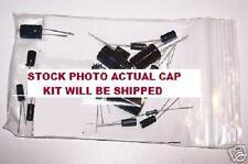 ATARI ASTEROIDS PCB CAP KIT *** CAPS FOR ORGINAL BOARD