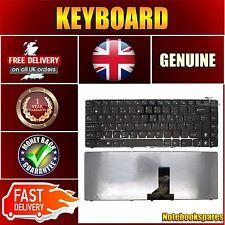 ASUS A43 A43S X43 A42 N82 X42J K42 K42J A42JC BLACK UK LAPTOP KEYBOARD