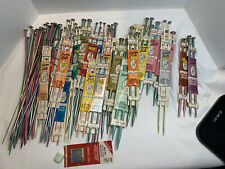 HUGE Lot of vintage Knitting Needles & Supplies