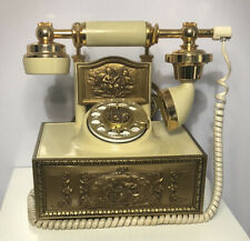 Deco-Tel American Telecommunications Corp. Rotary Princess Phone Tested Works