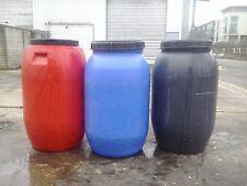 Regentonnen-Futtertonnen-Fässer-Tonnen 240 Liter