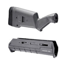 Magpul SGA Stock & M-LOK Forend fits Remington 870 12 Gauge Gray