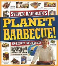 Steven Raichlen's Planet Barbecue! - 309 Recipes from 60 Countries, NEW PB 176