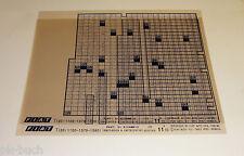 Microfich Catalogo parti di ricambio FIAT TIPO (1100 - 1370 - 1580) 60331905
