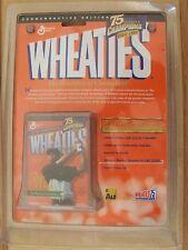 Tiger Woods Wheaties mini box