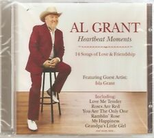 AL GRANT - HEARTBEAT MOMENTS CD