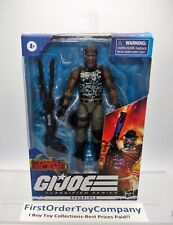 "GI Joe Classified Target Cobra Island Roadblock 6"" Inch Figure MISB NEW SEALED"