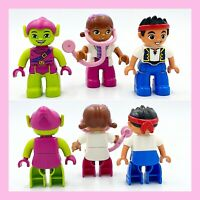 Duplo Lego Green Goblin, Jake & the Never Land Pirates & Dr. Mcstuffins