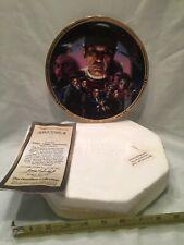 Hamilton Collection Plate Star Trek Iii by Morgan