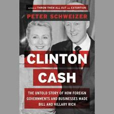 Clinton Cash by Peter Schweizer CD 2015 Unabridged 5 CD's FACTORY SEALED New