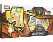 Pokemon Shining Legends Special Collections Raichu-GX Box