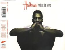 HADDAWAY CD 1992 with 4 Tracks, Coconut Records 74321 12486