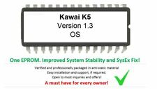 Kawai K5 - Version 1.3 Firmware Update Upgrade Os Eprom for K-5 Synthesizer