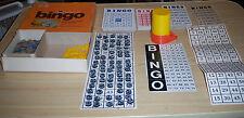 1961 Whitman Bingo - Shaker, Cards & Milton Bradley Cards & Instructions
