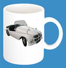 300ml Keramik Becher mit Motiv: Kleinschnittger Auto Modelle Kaffee Tasse Car