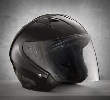 Harley-Davidson Motorcycle Helmets with DD-Ring Fastening