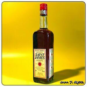 Rhum ✺ SAINT JAMES ✺ ROYAL AMBRE ✺ MARTINIQUE ✺ 70 cl ~ Rum Agricole