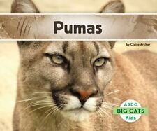 Big Cats: Pumas by Claire Archer (2014, Hardcover)