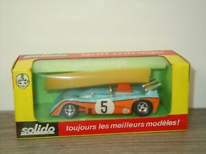 Gulf Mirage - Solido 17 France 1:43 in Box *53411