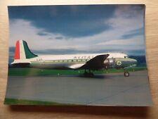 ALITALIA   DC 4  EI-APK   /  collection vilain N° 543