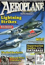 Aeroplane Monthly 2013 January OY1 Sentinel,B17,Griffon Spitfire,Staggerwing,P38
