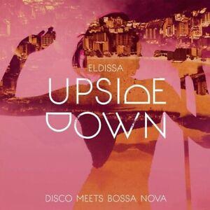 Eldissa - Upside Down [New CD] Digipack Packaging