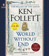 World Without End - Ken Follet (CD Audio Book)