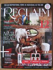 Reclaim magazine November 2017 Issue 20 Urban Eco Photography Salvage Suppliers