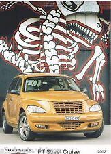 PRESS - FOTO/PHOTO/PICTURE - CHRYSLER PT Street Cruiser 2002-B