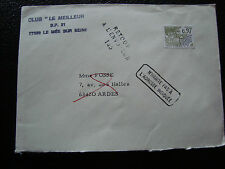 FRANCE - enveloppe 1982 timbre preoblitere yt n° 174 (cy53) french (S)
