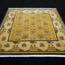 Orient Teppich Nepal 206 x 204 cm Modern Handgeknüpft Carpet Rug Tappeto Tapijt