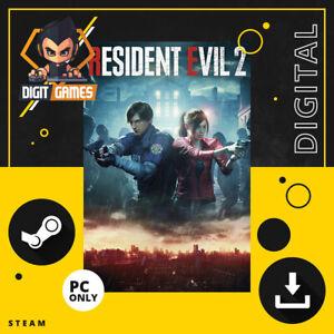 Resident Evil 2 / Biohazard RE:2 [Remake] - Steam Key / PC Game